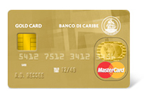 MasterCard® Gold Card application form